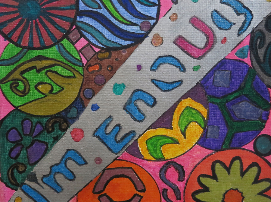 Mindfulness and art-based counsellor